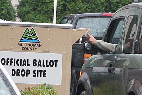 VOTE – But, don't mail your ballot | East PDX News