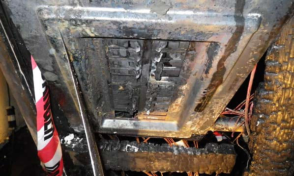 electrical problems cause two outer east portland home fires electrical problems cause two outer east portland home fires