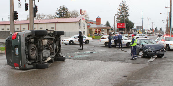 Car Accident Portland Oregon Today Ne Portland