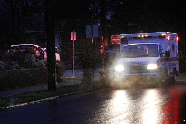 Multiple Car Crash In Arleta