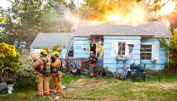 how to say house with a lot of smoke