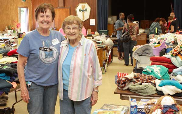 Russellville grange holds 39 rummage sale 39 east pdx news - National grange of the patrons of husbandry ...