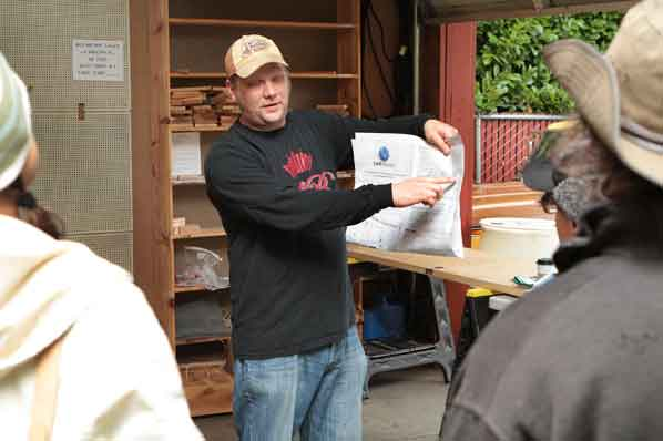 Green Lents Completes Diy Class Series East Pdx News
