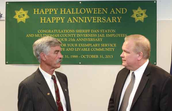 25 years celebrated at Inverness Jail | East PDX News