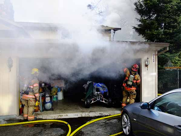 Wood stove causes explosive East Portland house fire - Wood Stove Causes Explosive East Portland House Fire East PDX News
