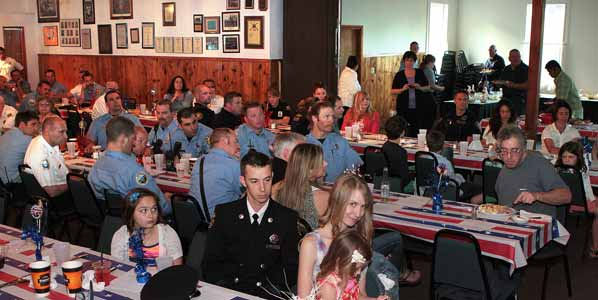 Exemplary First Responders Honored By American Legion Post East