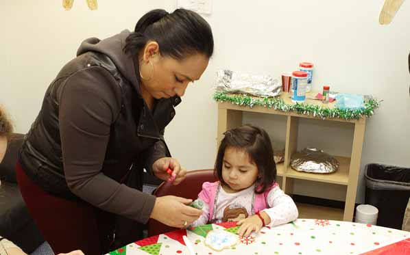 Special party brings Christmas joy to cast-aside kids | East