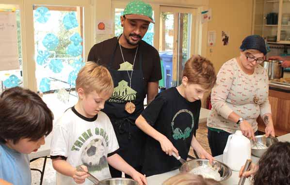 Kids flock to Zenger 'Holiday School' | East PDX News