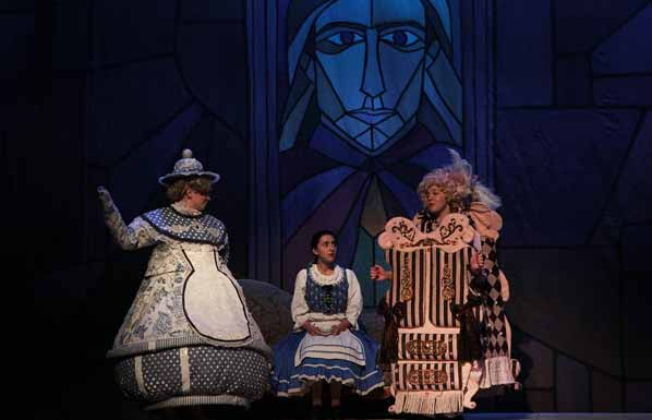 Magical 'Beauty and the Beast' charms David Douglas audiences ...