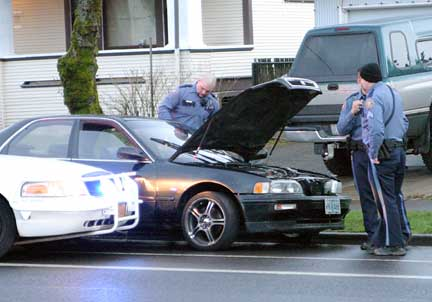 Bad driving leads to drug bust in Woodstock | East PDX News